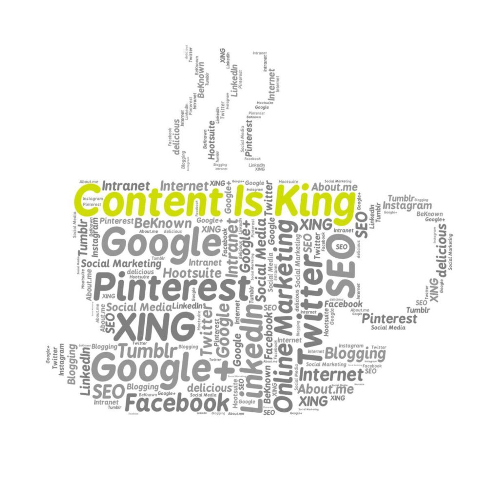 Where Does WordPress Website content Saved To