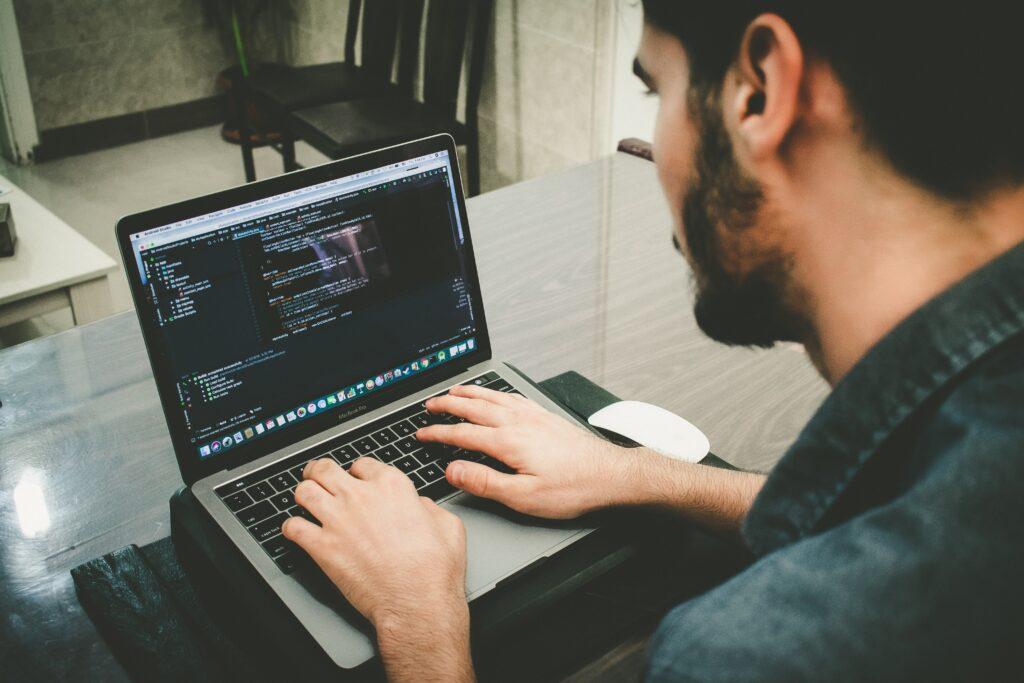 Programmer Update Static Website