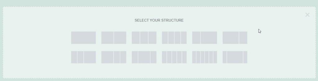 Select Structure Columns
