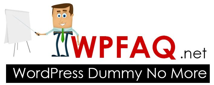 WordPress FAQ Logo